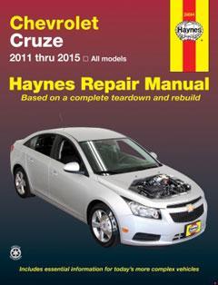 2008-2016 Chevrolet Cruze Fuse Box Diagram
