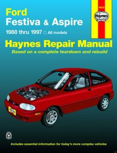 ford festiva (88-93) & ford aspire (94-97) haynes · fuse box diagram »