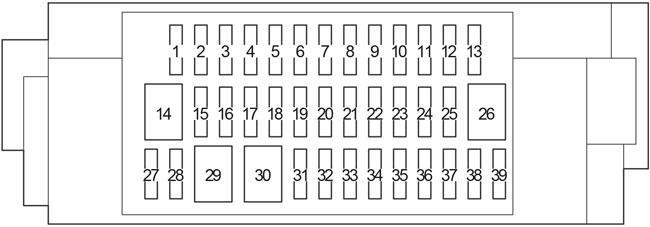 [DIAGRAM_1JK]  08-'15 Toyota iQ Fuse Diagram   Toyota Iq Fuse Box      knigaproavto.ru