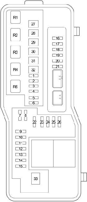 Toyota Iq Fuse Box - Custom Wiring Diagram •