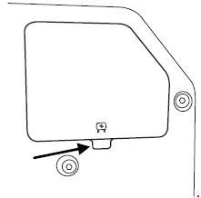 08-'11 Mercury Mariner Fuse Box Diagram