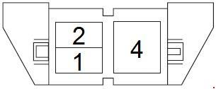 2003-2005 Lincoln Aviator Fuse Box Diagram