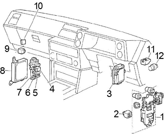 ae86 wiring diagram - wiring diagrams image free