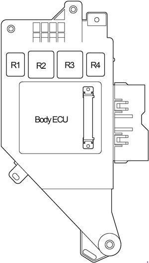 1998 2007 toyota land cruiser 100 fuse box diagram fuse diagram1998 2007 toyota land cruiser 100 fuse box diagram