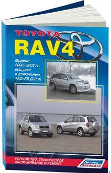 Схема предохранителей и реле Toyota RAV4 (2000-2005; XA20)