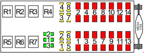 1995 2002 lincoln continental fuse box diagram fuse diagram 2002 jeep wrangler fuse panel diagram 1995 2002 lincoln continental fuse box diagram