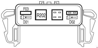 2005 2008 lincoln mark lt fuse box diagram fuse diagram rh knigaproavto ru 2007 Lincoln Mark LT 2007 lincoln mark lt fuse diagram