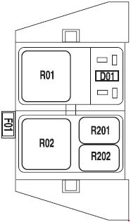 2004-2008 Ford F150 Fuse Box Diagram » Fuse Diagram