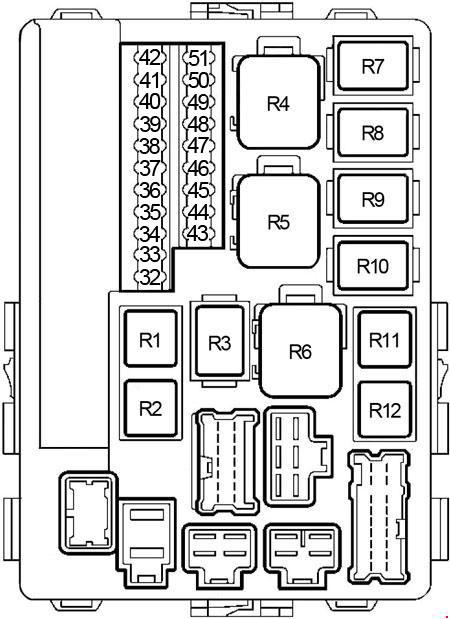 2005 altima fuse box diagram  center wiring diagram storage