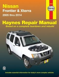 nissan frontier & xterra (05-14) for 2 & 4-wheel drive · fuse box diagram »