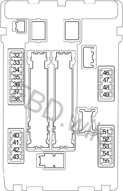 2007 2012 nissan altima fuse box diagram fuse diagram. Black Bedroom Furniture Sets. Home Design Ideas