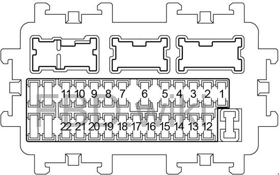 2007-2012 nissan altima fuse box diagram » fuse diagram 97 altima fuse diagram 2003 altima fuse diagram #5