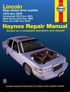 1998-2002 Lincoln Town Car Fuse Box Diagram