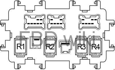 2009-2014 nissan murano fuse box diagram