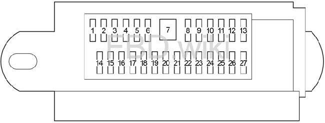 2007 lexus ls 460 fuse box location  lexus  wiring