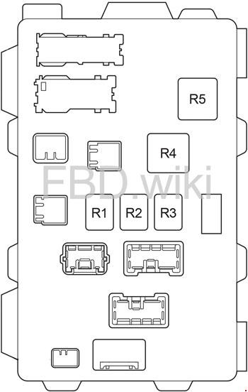 2003 toyota corolla fuse box diagram free download oasis. Black Bedroom Furniture Sets. Home Design Ideas