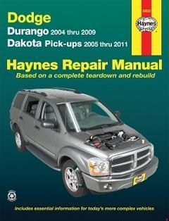 Dodge Durango & Dacota Haynes Repair Manual