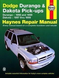Dodge Dakota Haynes Repair Manual