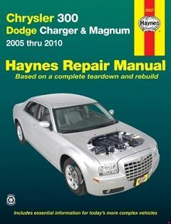 Chrysler 300, 300C and Dodge Charger, Magnum Haynes Repair Manual