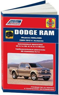 Схема предохранителей Dodge Ram 1500 (2009-2010)