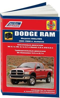 Предохранители Dodge Ram 1500/2500/3500 (2006-2009)