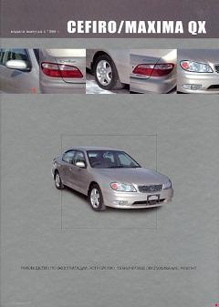 Предохранители Nissan Maxima (1999-2006)