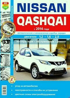 Предохранители Nissan Qashqai (2013-2017)