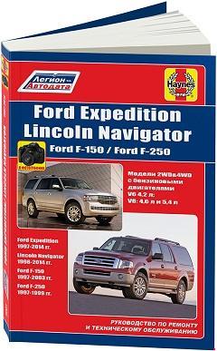 Предохранители Lincoln Navigator (2003-2006)