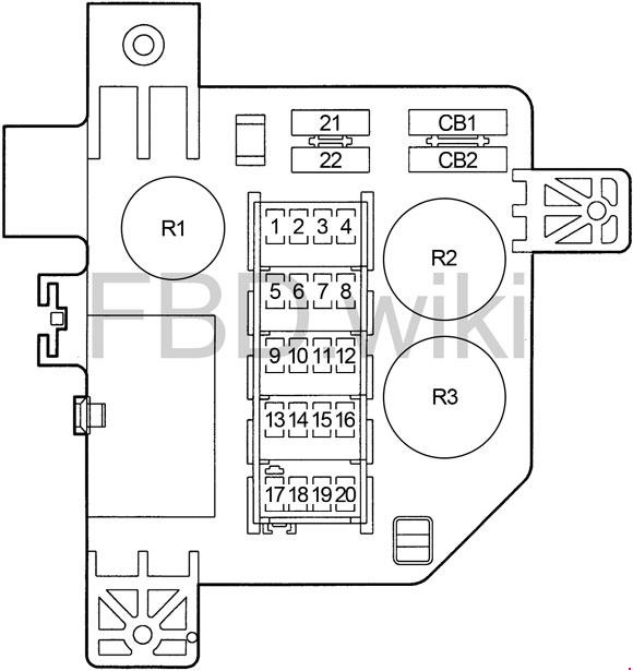 1994-2001 dodge ram 1500/2500/3500 fuse box diagram » fuse ... 2011 dodge ram 3500 fuse box diagram