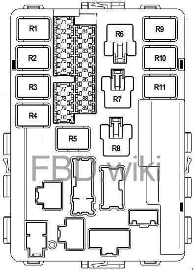 03-'08 Infiniti FX35 and FX45 Fuse Box Diagram | 2005 Infiniti Fx35 Fuse Diagram |  | knigaproavto.ru