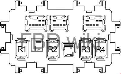 [DIAGRAM_09CH]  06-'15 Infiniti G35, G37, G25, Q40 Fuse Box Diagram | Infiniti G37 Fuse Box Diagram |  | knigaproavto.ru