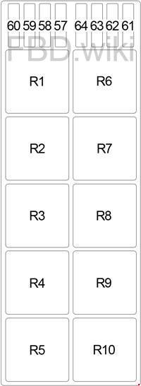 04-'10 infiniti qx56 fuse box diagram  knigaproavto.ru