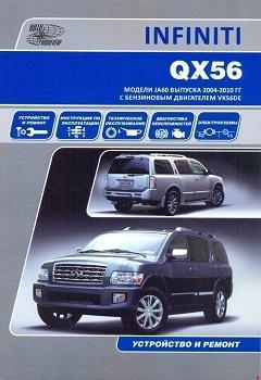 Схема предохранителей Infiniti QX56 (2004-2010)