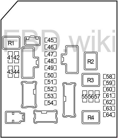 10-'17 infiniti qx56, qx80 fuse box diagram  knigaproavto.ru