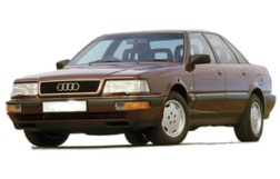 Схема предохранителей Audi V8 (1988-1994)