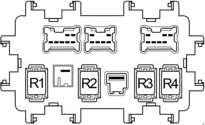[ZHKZ_3066]  Infiniti JX35 & QX60 (2012-2017) Fuse Box Diagram   Infiniti Jx35 Fuse Box      knigaproavto.ru
