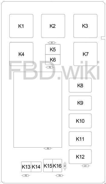 [SCHEMATICS_4LK]  Jeep Commander XK (2006-2010) Fuse Box Diagram | 2007 Jeep Commander Interior Fuse Box Diagram |  | knigaproavto.ru