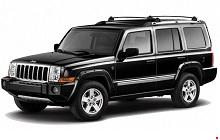 Схема предохранителей Jeep Commander (XK)