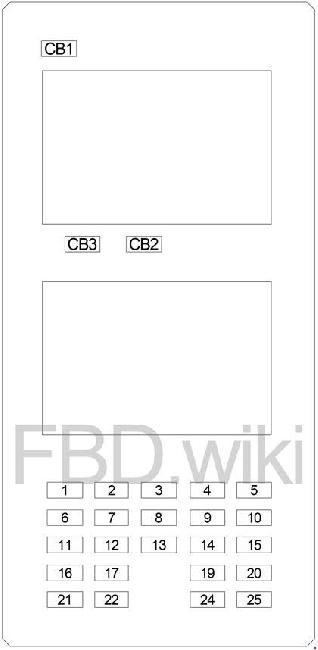 Jeep Commander XK (2006-2010) Fuse Box Diagramknigaproavto.ru