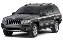 Схема предохранителей Jeep Grand Cherokee (WJ: 1998-2004)
