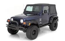 Схема предохранителей и реле Jeep Wrangler (TJ; 1997-2006)