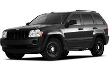 Схема предохранителей Jeep Grand Cherokee (WK; 2004-2010)