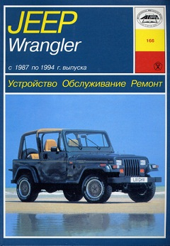Схема предохранителей Jeep Wrangler (YJ; 1987-1995)