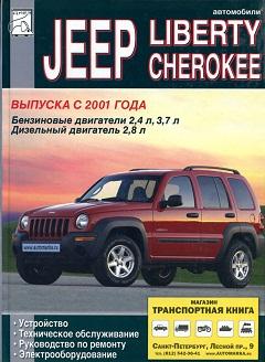 Схема предохранителей Jeep Liberty KJ (2001-2007)