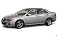 2004-2008 Acura TSX Fuse Box Diagram