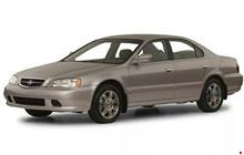 1999-2003 Acura TL Fuse Box Diagram