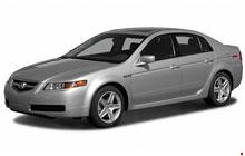 2004-2008 Acura TL Fuse Box Diagram