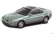 Схема предохранителей Honda Prelude (1991-1996)