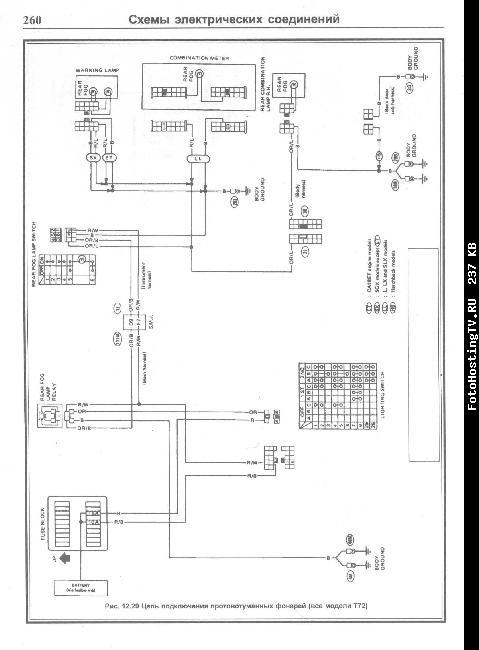 Схема проводки иж планета4.  Схема управления впрыском ваз 21214.