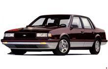 1982-1990 Chevrolet Celebrity Fuse Box Diagram